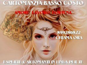 Cartomanzia Telefonica 899280822